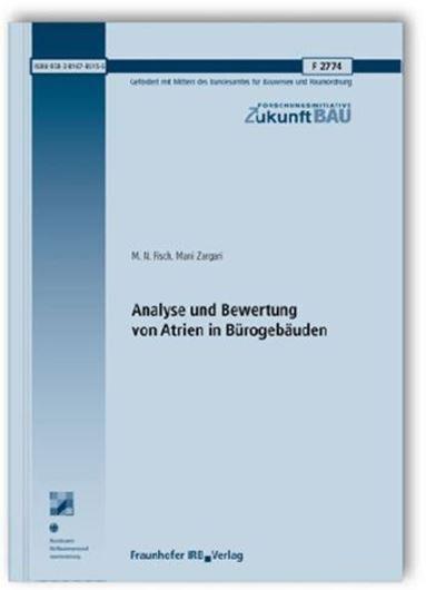 Analyse und Bewertung von Atrien in Bürogebäuden