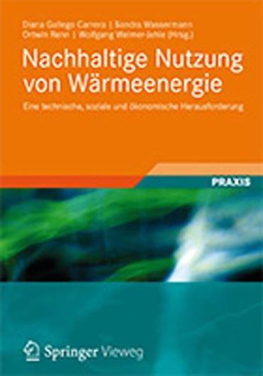 Nachhaltige Nutzung von Wärmeenergie in Privathaushalten