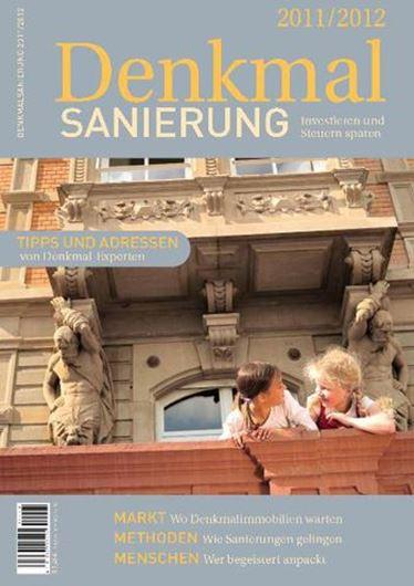 Denkmalsanierung 2011/2012
