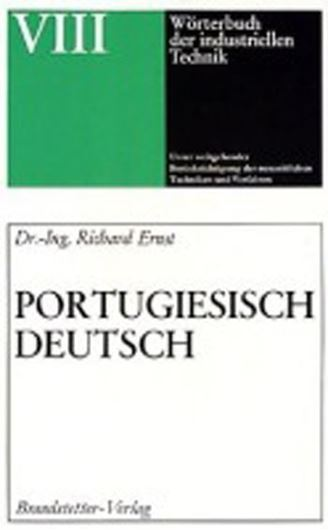 Portugiesisch-Deutsch