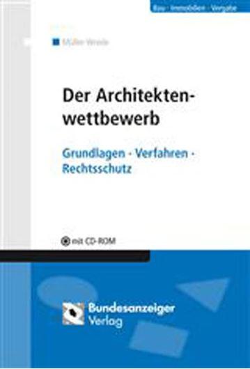 Der Architektenwettbewerb (mit CD-ROM)