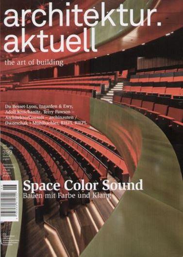 Architektur aktuell 399: Space Color Sound