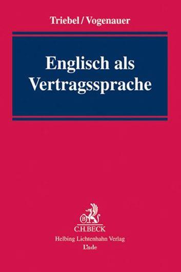 Englisch als Vertragssprache
