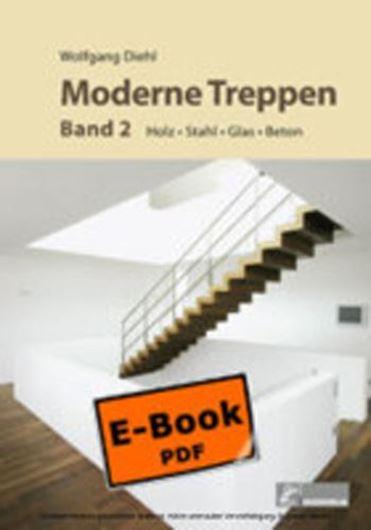 Moderne Treppen Band II E-Book