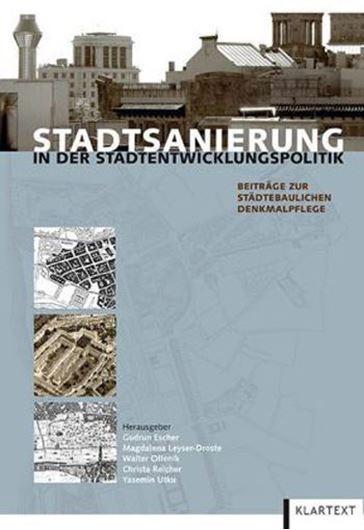 Stadtsanierung in der Stadtentwicklungspolitik