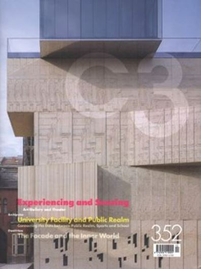 C3 352: Experiencing and Sensing - Art Gallery and Theater