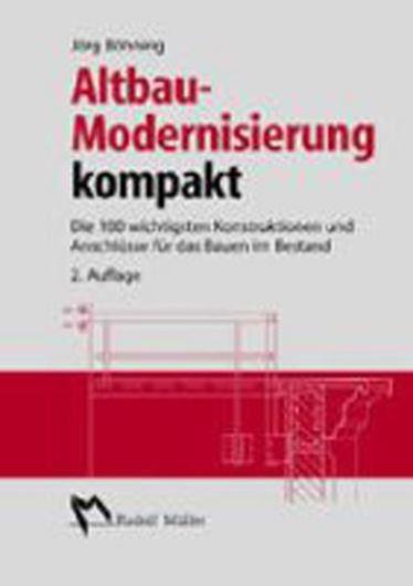 Altbau - Modernisierung kompakt E-Book
