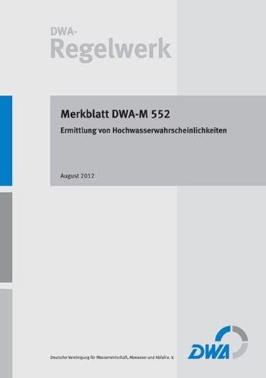 Merkblatt DWA-M 552