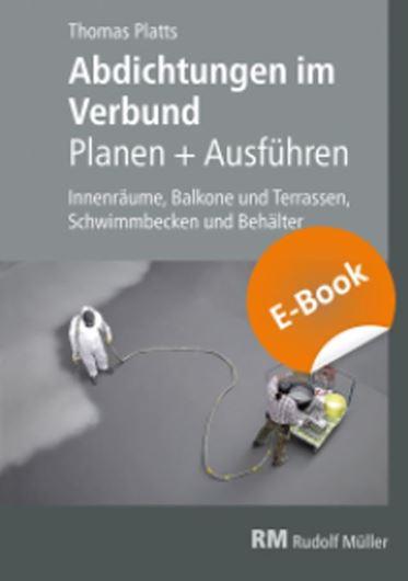 Abdichtungen im Verbund - Planen und Ausführen ebook