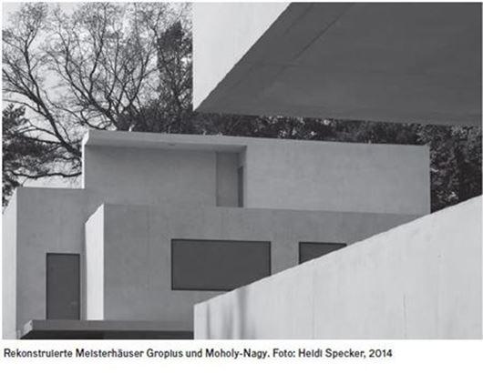 Neue Meisterhäuser in Dessau (1925-2014)