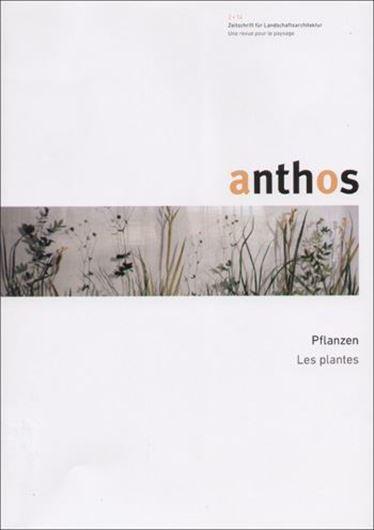 Anthos 2/2014: Planzen/ Les plantes