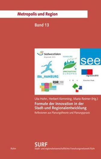Formate der Innovation in der Stadt- und Regionalentwicklung