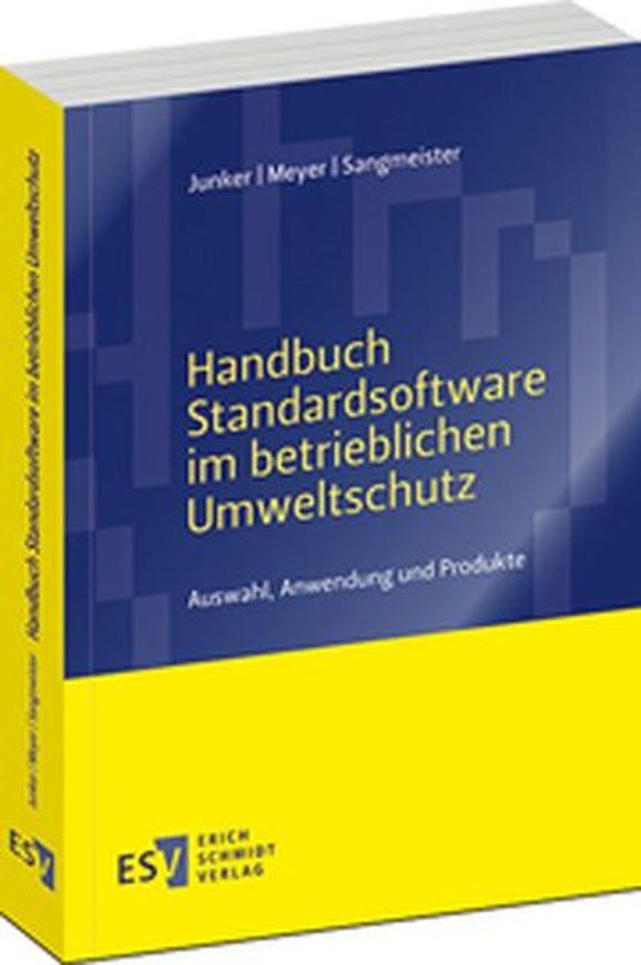 Handbuch Standardsoftware im betrieblichen Umweltschutz