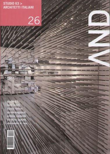 AND 26: Studio 63 - Architetti italiani