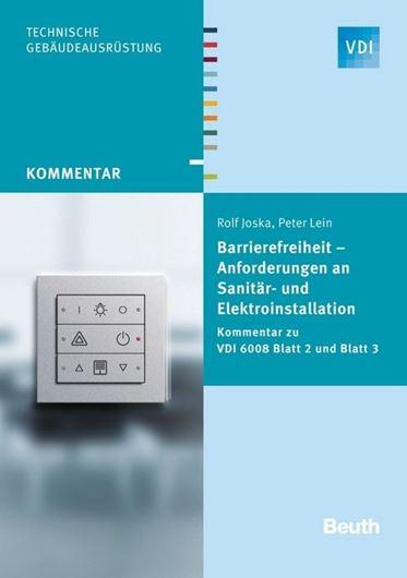 Barrierefreiheit-Anforderungen an Sanitär- und Elektroinstal lation