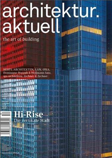 Architektur aktuell 417: Hi-Rise
