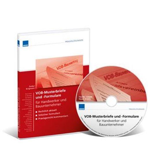 BGB- und VOB-Musterbriefe/-verträge für Handwerker und Bauun ternehmer