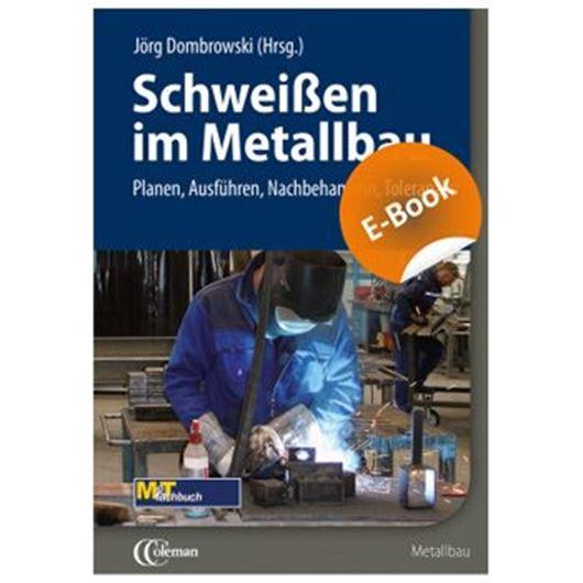 Schweißen im Metallbau E-Book