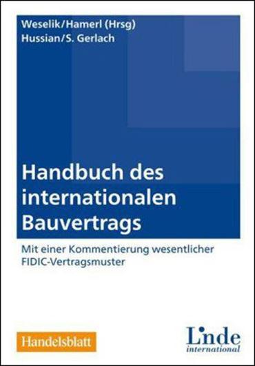 Handbuch des internationalen Bauvertrags (f. Österreich)
