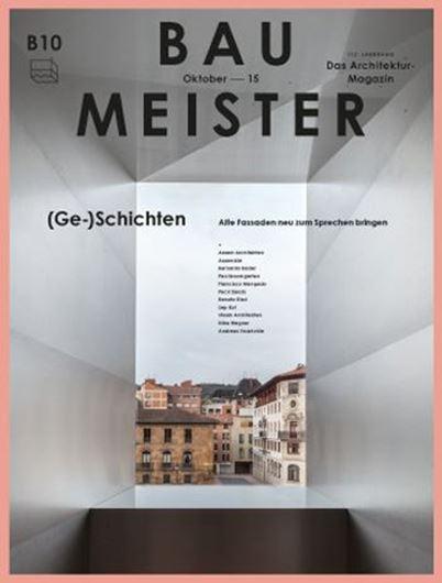 Baumeister 10/2015: (Ge-)Schichten