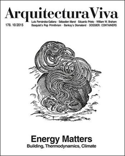 Arquitectura Viva 178: Energy Matters