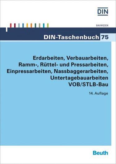 DIN-Taschenbuch 75