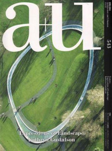 a+u 543: Expressions of Landscape - Kathryn Gustafson