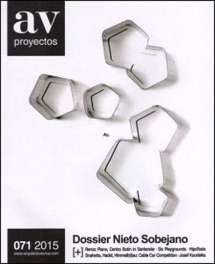 av proyectos 71: Dossier Nieto Sobejano