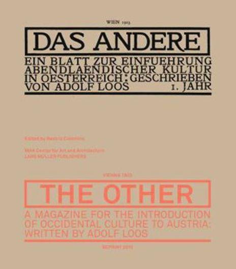 Adolf Loos - Das Andere