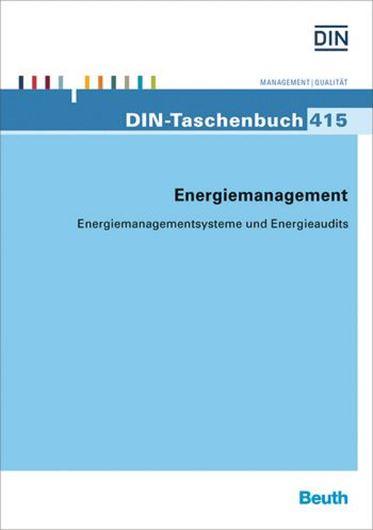DIN-Taschenbuch 415 Energiemanagement