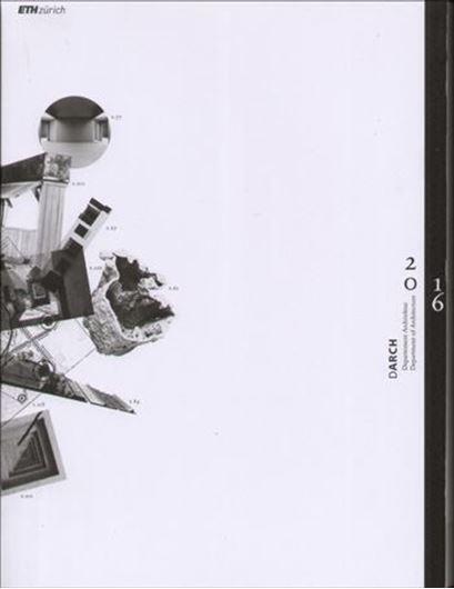 Jahrbuch / Yearbook 2016 ETH Zürich