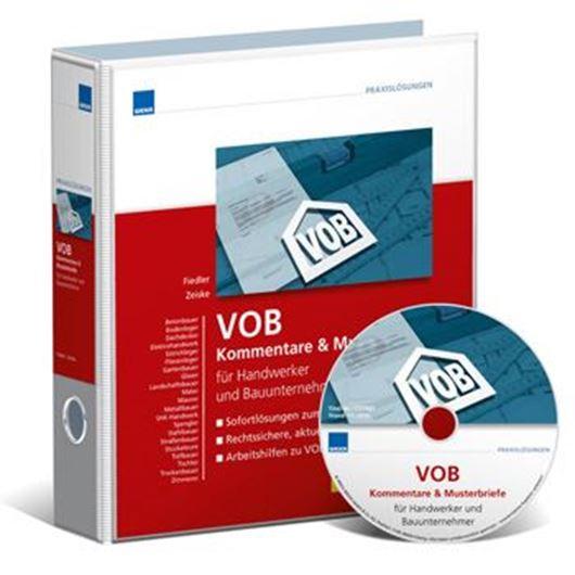 BGB und VOB Kommentare & Musterbriefe für Handwerker und Bau unternehmer
