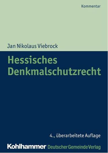 Hessisches Denkmalschutzrecht