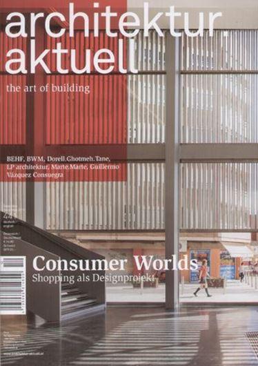 Architektur aktuell 441: Consumer Worlds