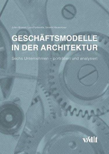 Geschäftsmodelle in der Architektur E-Book