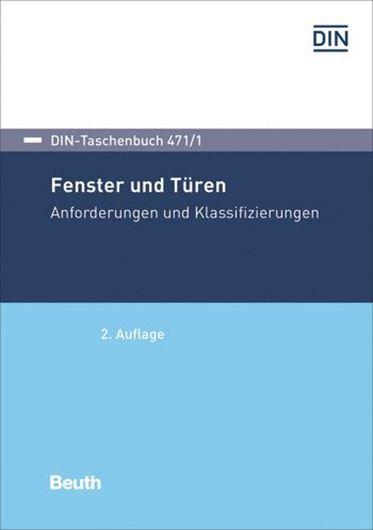 DIN-Taschenbuch 471/1