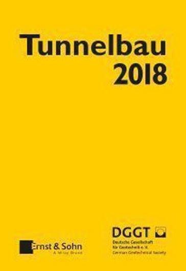 Taschenbuch für den Tunnelbau 2018