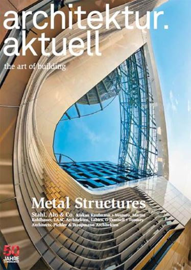 Architektur aktuell 447: Metal Structures