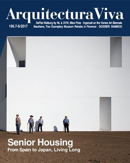 Arquitectura Viva 196: Senior Housing