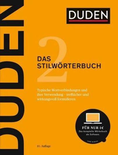 Duden - Das Stilwörterbuch E-Book