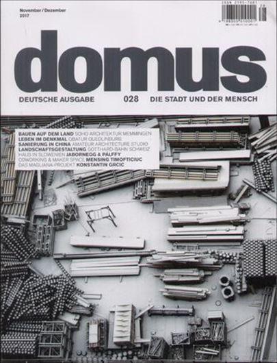 Domus - deutsche Ausgabe 28