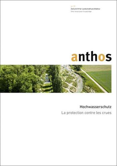 Anthos 4/2017: Hochwasserschutz