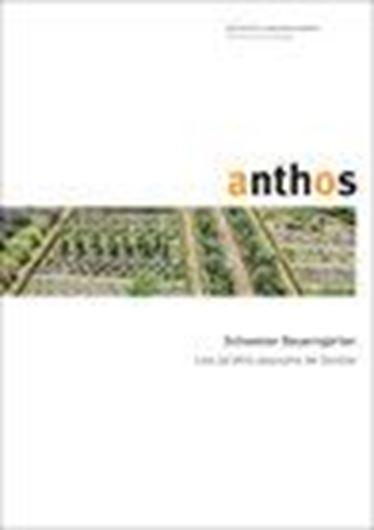 Anthos 1/2018: Schweizer Bauerngärten
