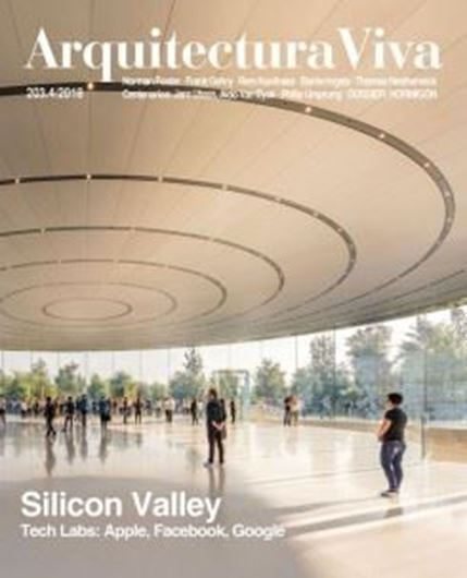 Arquitectura Viva 203: Silicon Valley