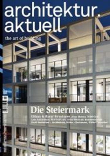Architektur aktuell 457: Die Steiermark