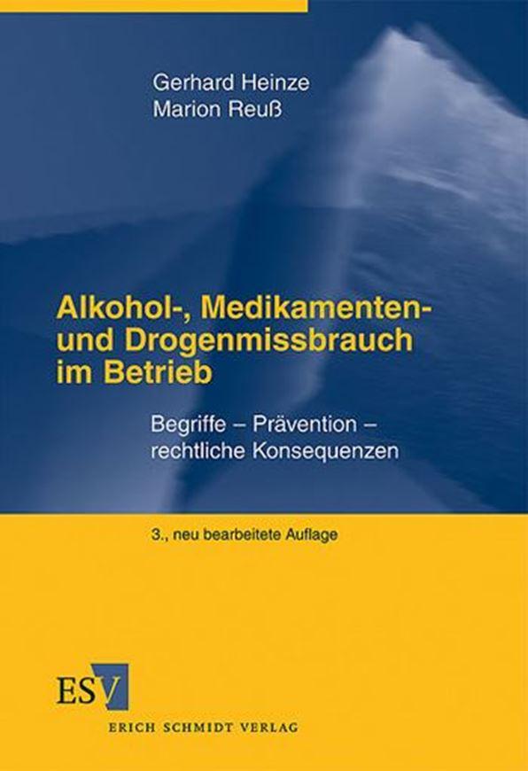Alkohol-, Medikamenten- und Drogenmissbrauch im Betrieb
