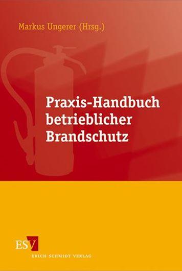 Praxis-Handbuch betrieblicher Brandschutz