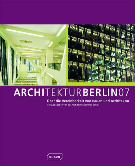 Architektur Berlin Bd. 7