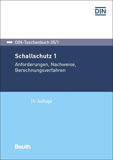 DIN-TB 35/1 Schallschutz Bd1