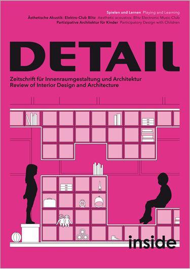 Detail Inside 1/2018 Zeitschrift für Innenraumgestaltung und Architektur